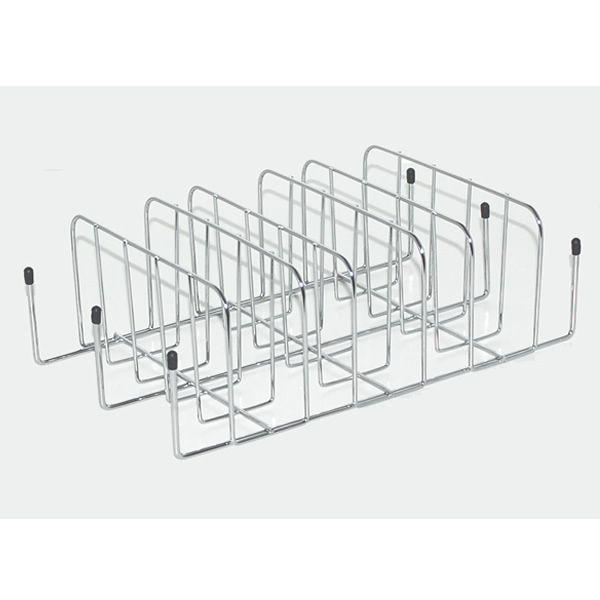 ProFire Nickel-Plated Steel Rib/Potato Rack image number 0