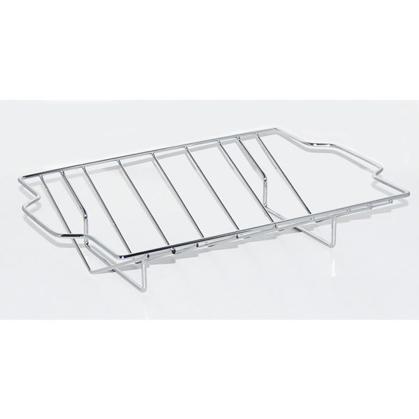 ProFire Nickel-Plated Steel Roast Rack image number 0
