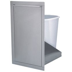 ProFire Pull-Out Trash Compartment
