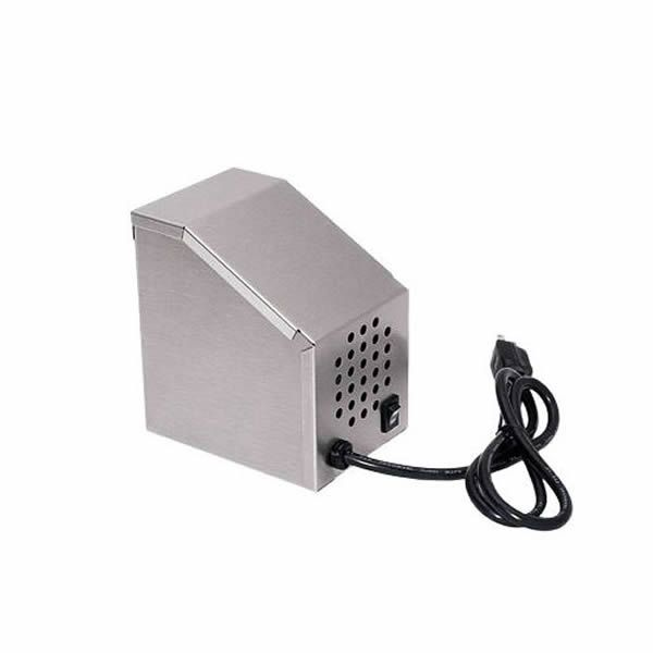 ProFire Stainless Steel Rotisserie Motor - 50 Pound Capacity image number 0