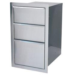 ProFire Triple Storage Drawer