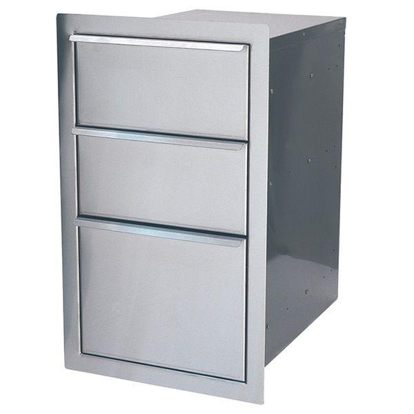 ProFire Triple Storage Drawer image number 0