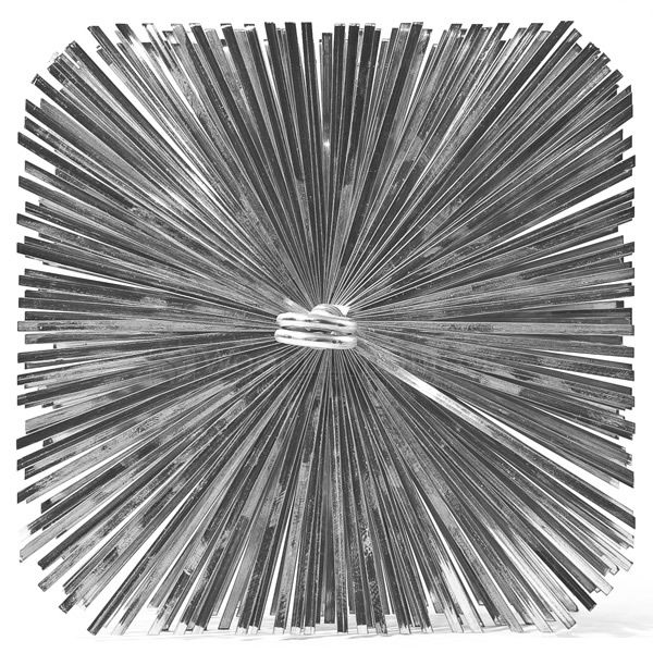 A.W. Perkins Professional Series Flat Wire Square Chimney Brush image number 0
