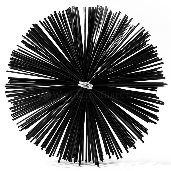 A.W. Perkins Professional Series Round Poly Chimney Brush image number 0