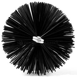 A.W. Perkins Professional Series Round Poly-Pro Lite Chimney Brush