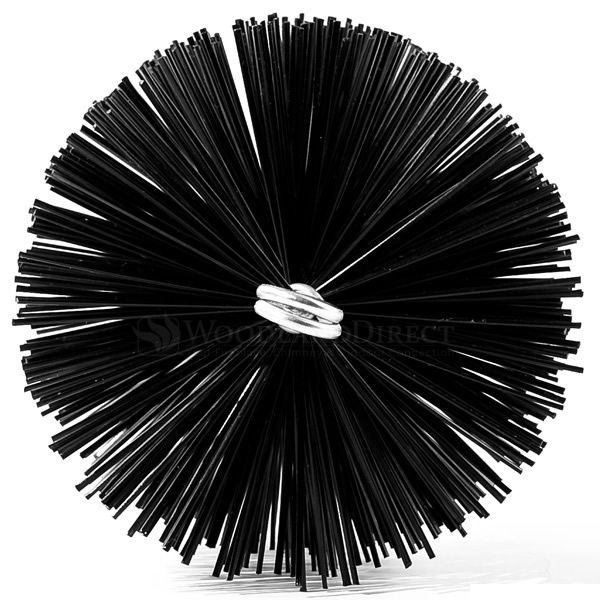 A.W. Perkins Professional Series Round Poly-Pro Lite Chimney Brush image number 0