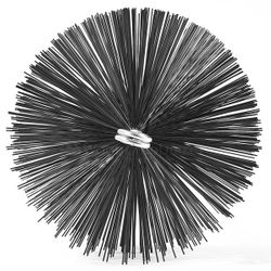 A.W. Perkins Round Chimney Brush