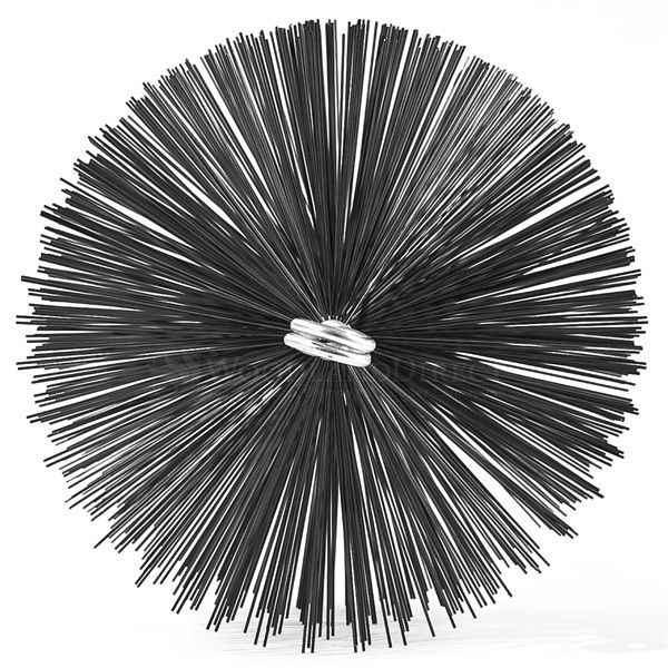 A.W. Perkins Round Chimney Brush image number 0