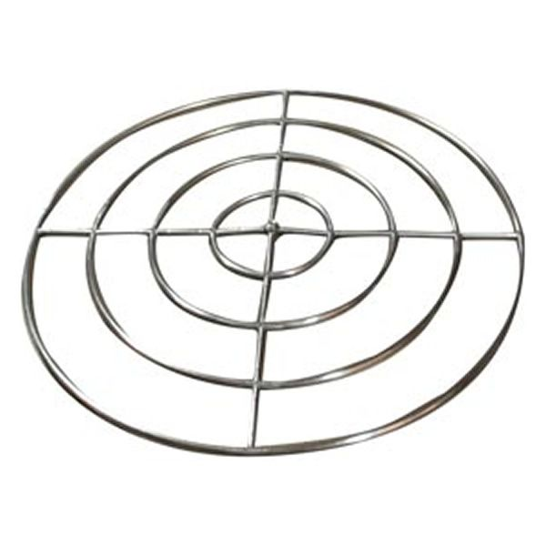 "Round High-Capacity Gas Fire Pit Burner - 48"" image number 0"
