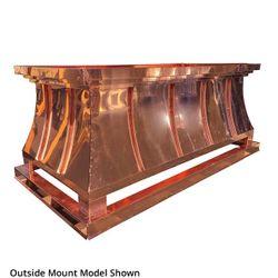 Royal Chimney Shroud - Copper
