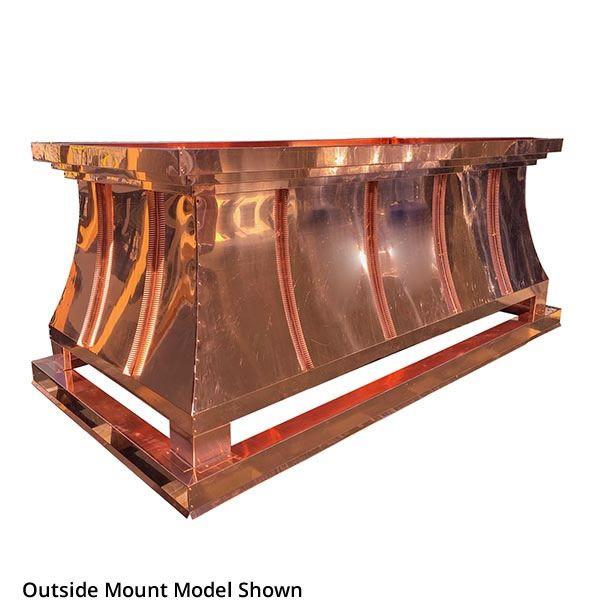 Royal Chimney Shroud - Copper image number 0