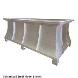 Royal Chimney Shroud - Stainless Steel