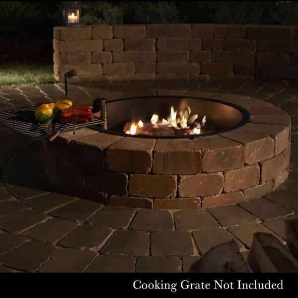 Rockwood Grand Fire Pit Kit image number 0