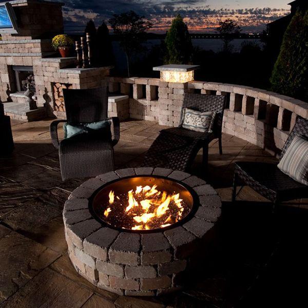 Rockwood Grand Fire Pit Kit image number 1