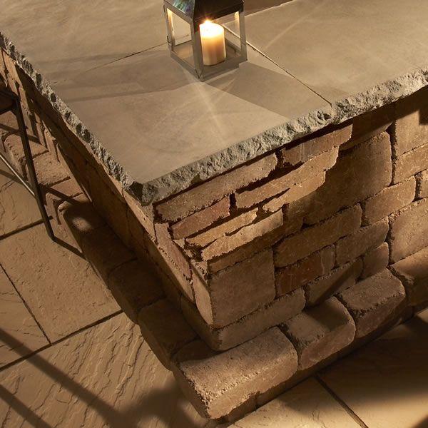 Rockwood Grand Island Bar Corner Return image number 0
