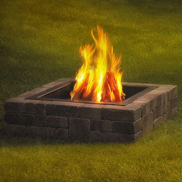 Rockwood Victorian Fire Pit Kit image number 0