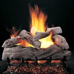 Rasmussen Manzanita See-Through Vented Gas Log Set