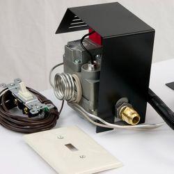 Millivolt Switch Safety Pilot Control - 210,000 BTUs