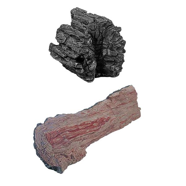 Rasmussen Charred Chunk Kit for Rasmussen Evening Prestige Sets - 2 pc image number 0