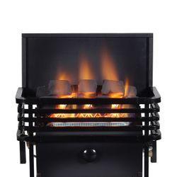 Rasmussen Chillbuster Moderne Ventless Gas Fireplace Heater
