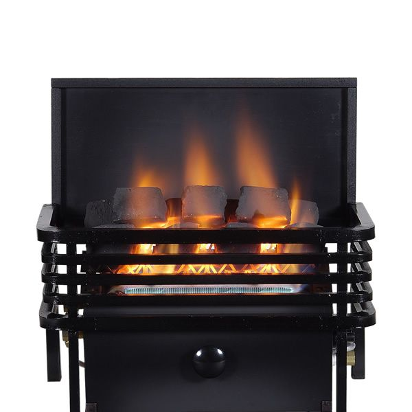 Rasmussen Chillbuster Moderne Ventless Gas Fireplace Heater image number 0