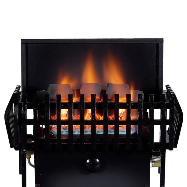 Rasmussen Chillbuster CoalFire Classic Ventless Gas Fireplace Heater image number 0