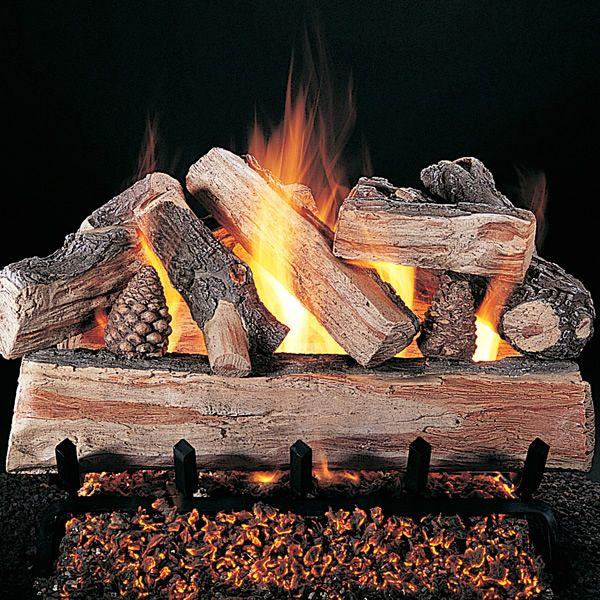 Rasmussen CrossFire Vented Gas Log Set image number 0
