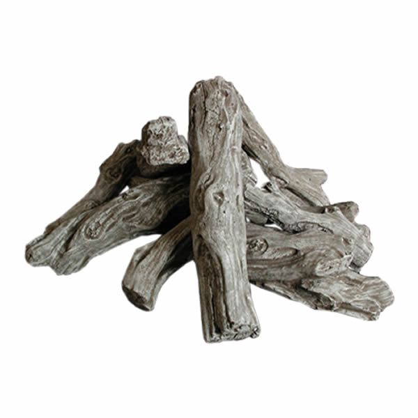 Rasmussen Driftwood Fire Pit Gas Logs image number 0