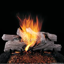 Rasmussen Evening CampFire See-Through Vented Gas Log Set