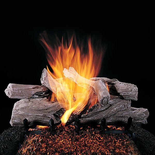 Rasmussen Evening CampFire Vented Gas Log Set - Valve Vanisher image number 0