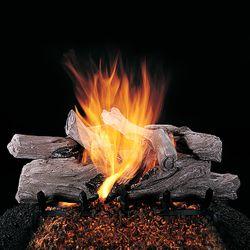 Rasmussen Evening CampFire Vented Gas Log Set