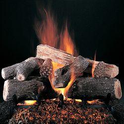 Rasmussen Evening Lone Star Vented Gas Log Set