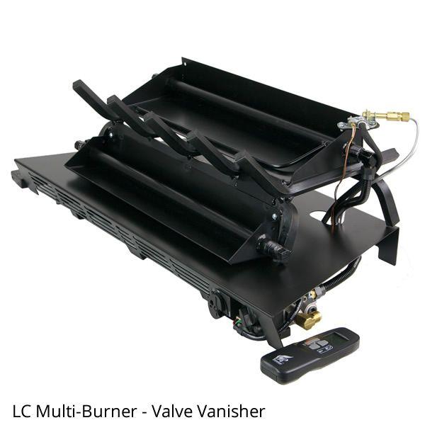 Rasmussen Prestige Oak Vented Gas Log Set - Valve Vanisher image number 5