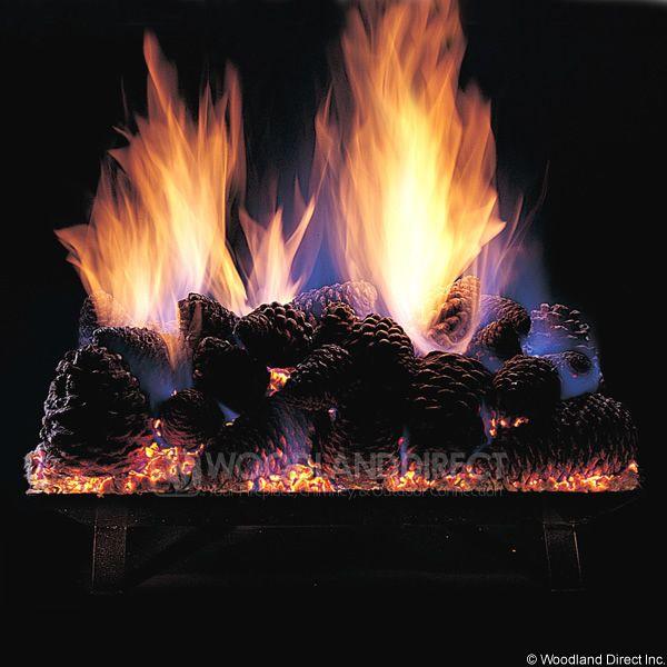Rasmussen Vented Gas Pine Cone Set - Valve Vanisher image number 0