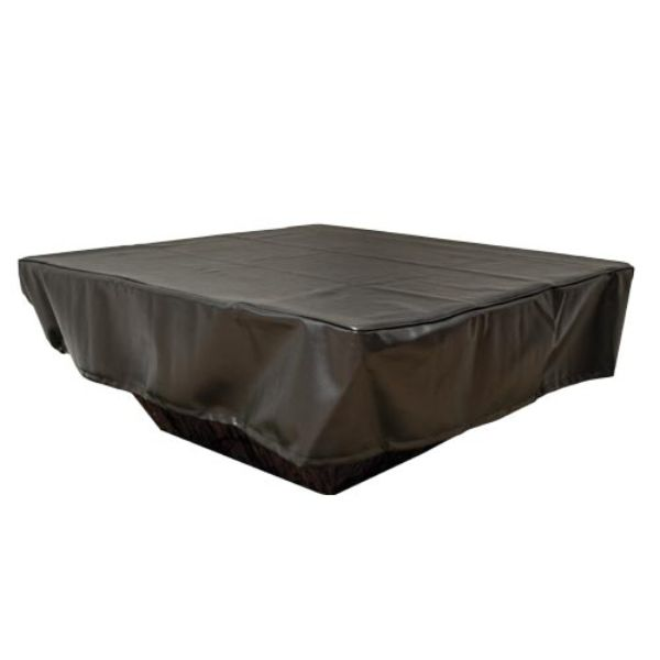 Rectangle Fire Pit Cover - 44x30 image number 0
