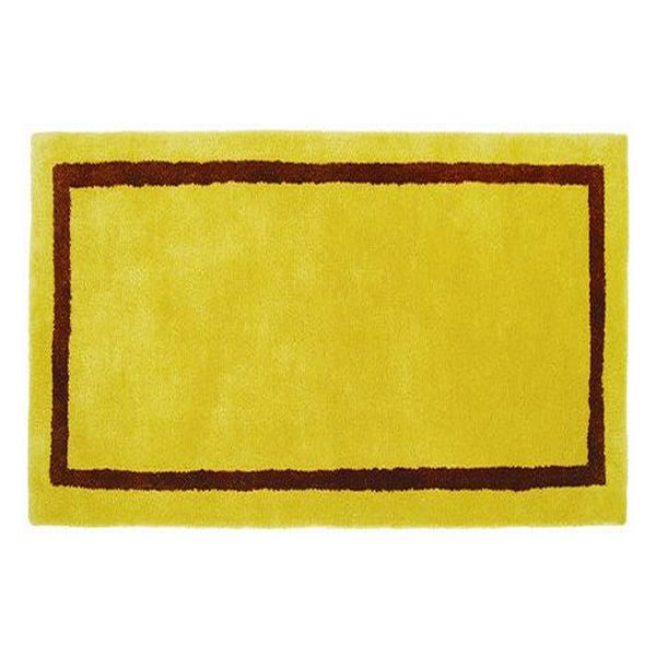 Rectangular Rug Amber/Green image number 0