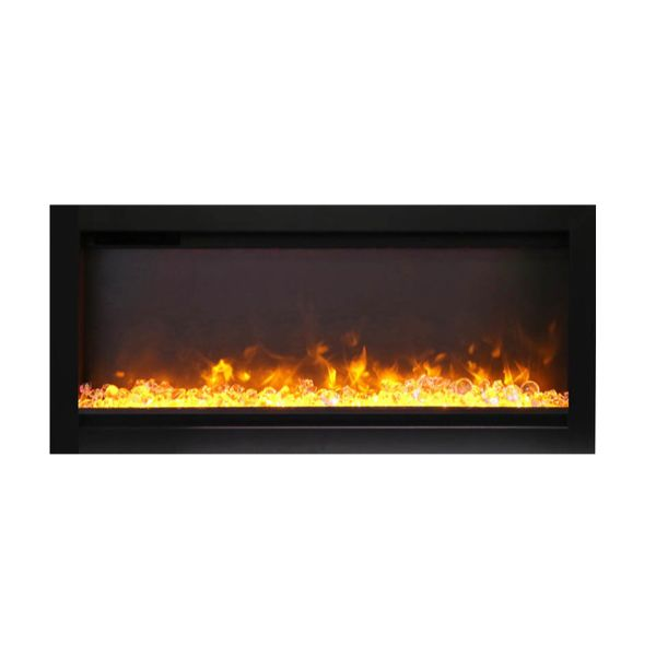 Amantii Remii Clean-Face Built-In Electric Fireplace image number 0