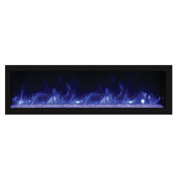 Amantii Remii Deep Indoor/Outdoor Built-In Electric Fireplace image number 1