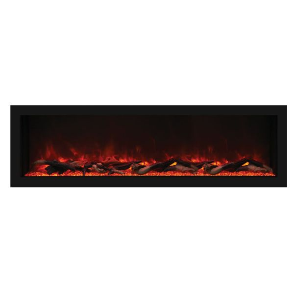 Amantii Remii Deep Indoor/Outdoor Built-In Electric Fireplace image number 0
