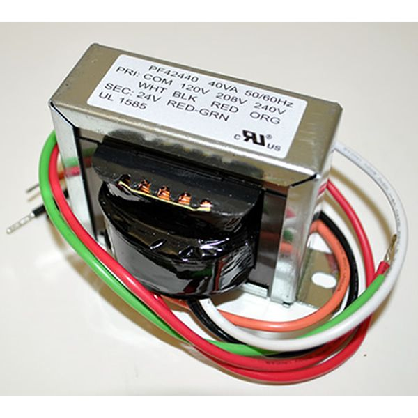 Replacement 24vac Transformer - 40VA Power image number 0