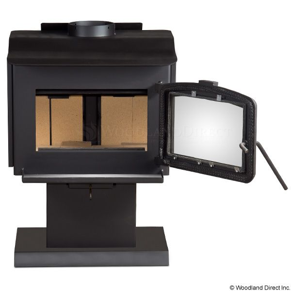 Residential Retreat 1200 High Efficiency Wood Stove & Blower image number 2