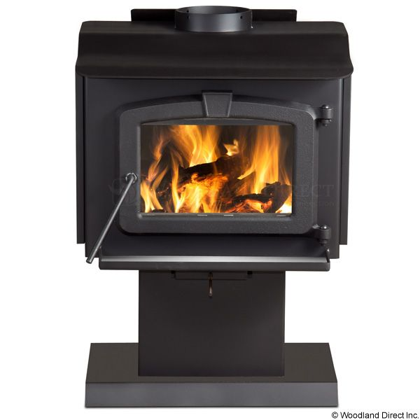 Residential Retreat 1200 High Efficiency Wood Stove & Blower image number 0