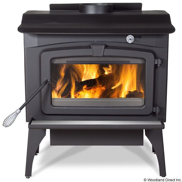 Residential Retreat 2200 High Efficiency Wood Stove & Blower image number 0