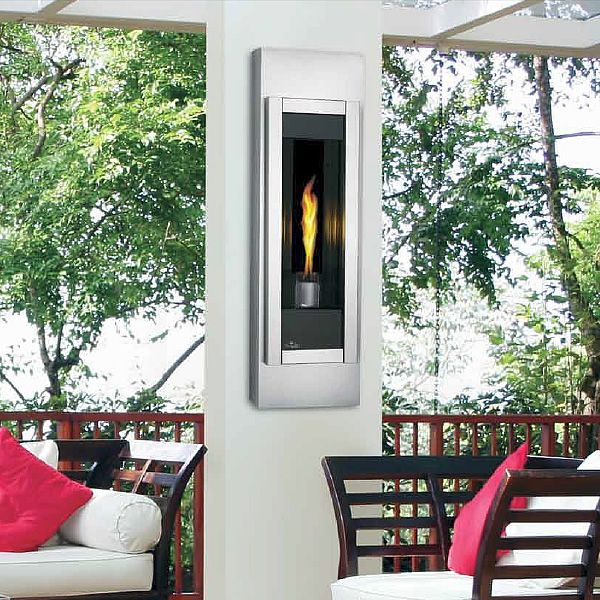 Riverside GSST8 Outdoor Gas Fireplace Torch image number 0