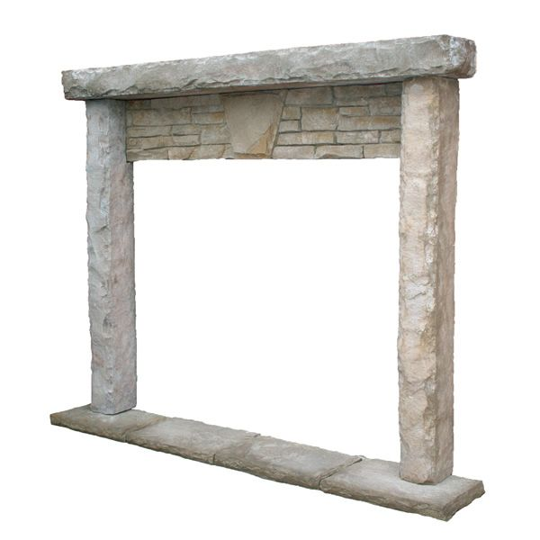 Ridgestone Fireplace Mantel image number 4