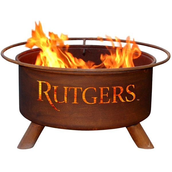 Rutgers Fire Pit image number 0
