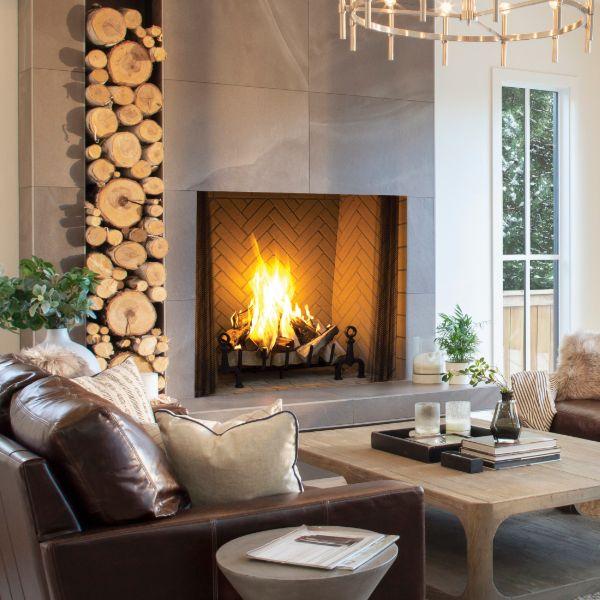 Superior WRT8048 Wood Burning Fireplace image number 0