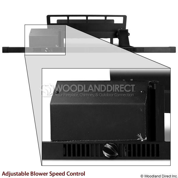 Wood Burning Fireplace Heater - Large image number 3