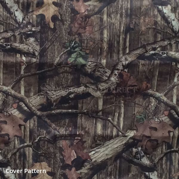 Woodhaven-Brown-Outdoor-Firewood-Rack-16'-alt-C image number 3