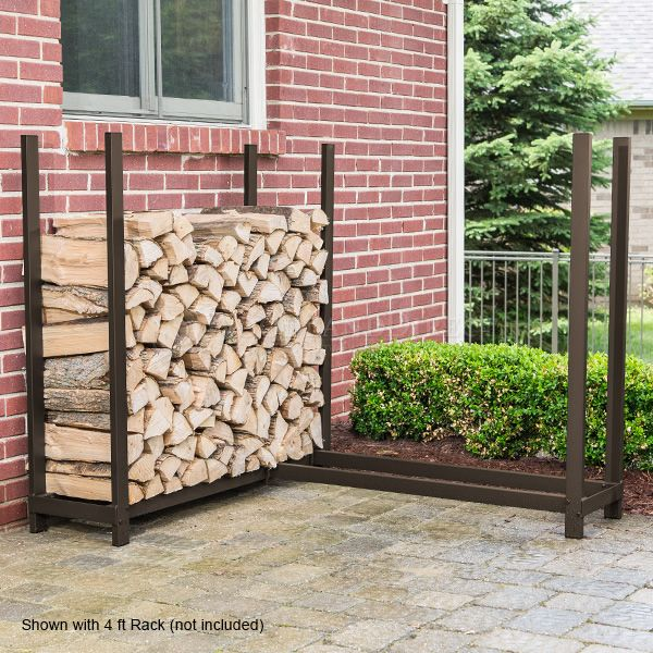 Woodhaven 4' Extension Kit - Brown image number 1